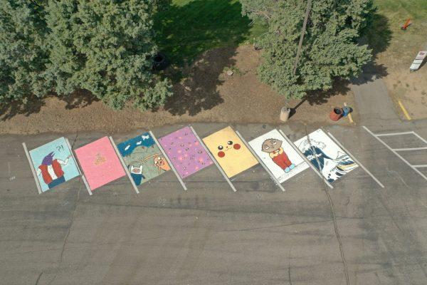 ParkingSpaces